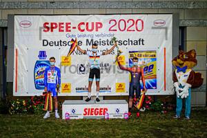 REDMANN Sven, HEIDEMANN Miguel, BUCK-GRAMCKO Tobias: Spee Cup Genthin - 2020