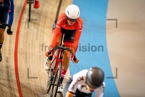 GSCHWENTNER Leila: UEC Track Cycling European Championships (U23-U19) – Apeldoorn 2021