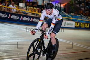 ZIPPAN Nicolas: UEC Track Cycling European Championships (U23-U19) – Apeldoorn 2021