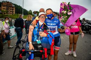 MAGNALDI Erica: Giro d´Italia Donne 2021 – 2. Stage