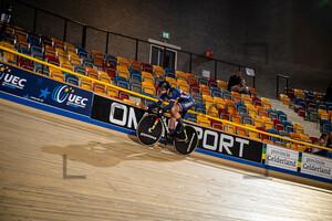 MICHAUX Julie: UEC Track Cycling European Championships (U23-U19) – Apeldoorn 2021
