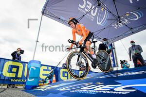 VAN DER BREGGEN Anna: UEC Road Championships 2020