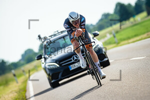 THEILER Ole: National Championships-Road Cycling 2021 - ITT Elite Men U23