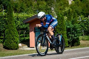 CORDON RAGOT Audrey: UEC Road Cycling European Championships - Trento 2021