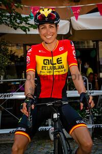 GARCIA CAÑELLAS Margarita Victo: Giro d´Italia Donne 2021 – 2. Stage