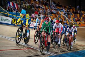 HOMER Gabriella: UEC Track Cycling European Championships (U23-U19) – Apeldoorn 2021
