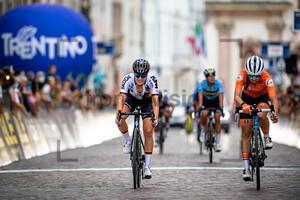KOCH Franziska: UEC Road Cycling European Championships - Trento 2021