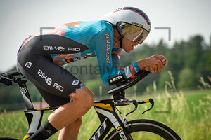 WOLF Justin: National Championships-Road Cycling 2021 - ITT Men