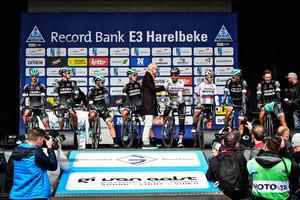 BORA - hansgrohe: 60. E3 Harelbeke 2017