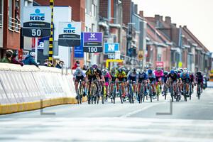 BRENNAUER Lisa, VOS Marianne, KOPECKY Lotte: Gent - Wevelgem 2021 - Women