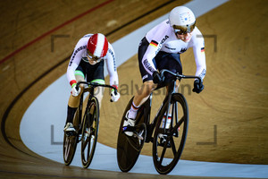 HINZE Emma, HINZE Emma: UCI Track Cycling World Cup 2019 – Glasgow
