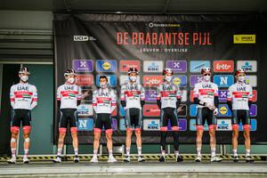 UAE Team Emirates: Brabantse Pijl 2020
