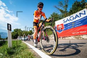 VAN DEN BROEK-BLAAK Chantal: UEC Road Cycling European Championships - Trento 2021