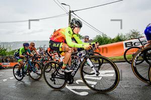 CHURSINA Anastasiia: Flèche Wallonne 2020