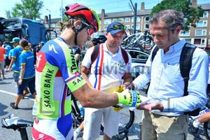 SAGAN Peter: Tour de France 2015 - 2. Stage
