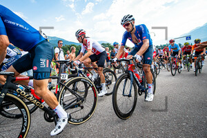 MOSCON Gianni: UEC Road Cycling European Championships - Trento 2021