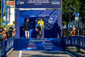 MULLEN Ryan: UEC Road Cycling European Championships - Trento 2021
