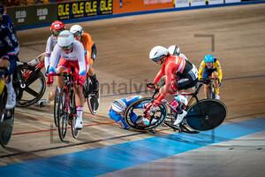 MARTINI Johanna, LEU Lorena, BARTOVA Gabriela, LUKACOVA Laura, VAN DER MOLEN Yuli: UEC Track Cycling European Championships (U23-U19) – Apeldoorn 2021