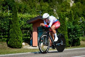 DRONOVA Tamara: UEC Road Cycling European Championships - Trento 2021