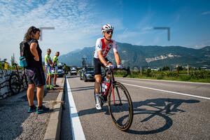 THIÉBAUD Valère: UEC Road Cycling European Championships - Trento 2021