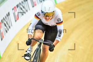 HINZE Emma: UCI Track World Championships 2017