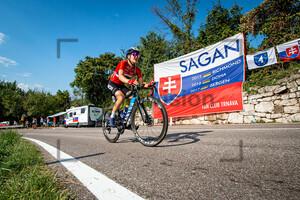 AALERUD Katrine: UEC Road Cycling European Championships - Trento 2021