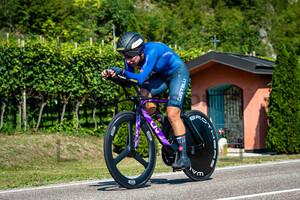 BUSSI Vittoria: UEC Road Cycling European Championships - Trento 2021