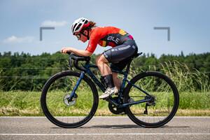 HÜLLHORST Elisa: National Championships-Road Cycling 2021 - ITT Women