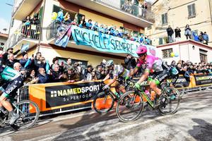 SAGAN Peter: Tirreno Adriatico 2018 - Stage 5