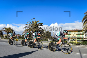 BORA - hansgrohe: Tirreno Adriatico 2018 - Stage 1
