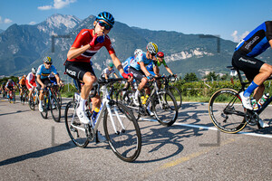 SYLLING Ola: UEC Road Cycling European Championships - Trento 2021