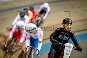 IAKOVLEV Mikhail, LOVASSY Patrik Romeo, ROCHNA Daniel, TURNBULL Hamish, FORTIS Damien: UEC Track Cycling European Championships (U23-U19) – Apeldoorn 2021