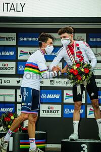 ALAPHILIPPE Julian, HIRSCHI Marc: UCI Road Cycling World Championships 2020