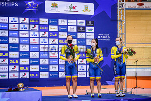 Ukraine: UEC Track Cycling European Championships 2020 – Plovdiv