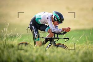 HERZOG Emil: National Championships-Road Cycling 2021 - ITT Junior Men U19