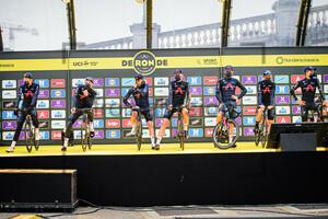 Team INEOS Grenadiers: Ronde Van Vlaanderen 2020