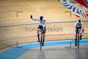 BUCK GRAMCKO Tobias, HEINRICH Nicolas: UEC Track Cycling European Championships (U23-U19) – Apeldoorn 2021