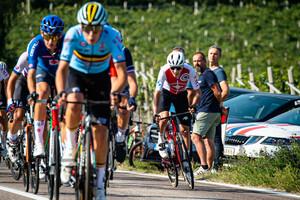 AEBERSOLD Nils: UEC Road Cycling European Championships - Trento 2021