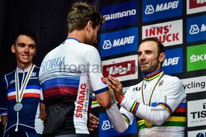 SAGAN Peter, VALVERDE BELMONTE Alejandro: UCI World Championships 2018 – Road Cycling