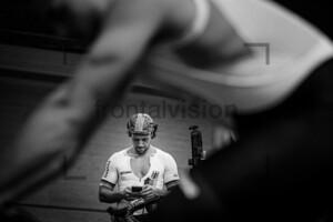 ENGLER Eric: Fotoshooting Track Team BDR 2020 - Frankfurt/Oder