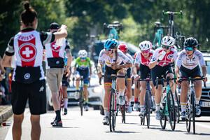 GAILLARD Anaelle: UEC Road Cycling European Championships - Trento 2021