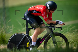 MÄDER Thalea: National Championships-Road Cycling 2021 - ITT Women