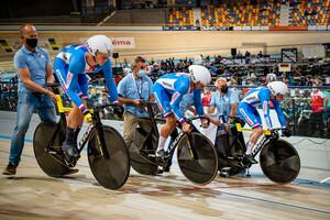CZECH REPUBLIC: UEC Track Cycling European Championships (U23-U19) – Apeldoorn 2021