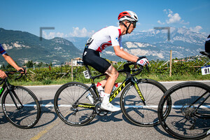 JULMY Lorain: UEC Road Cycling European Championships - Trento 2021