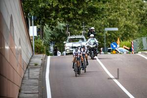 WALSCHEID Maximilian Richard, WOLF Justin, HEIDEMANN Miguel: UEC Road Cycling European Championships - Trento 2021