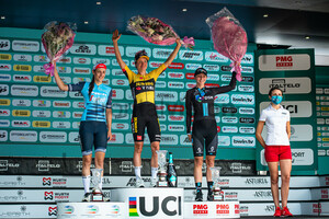 BRAND Lucinda, VOS Marianne, LIPPERT Liane: Giro d´Italia Donne 2021 – 3. Stage