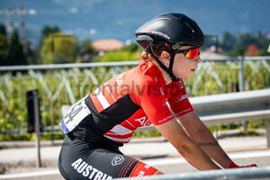 WINTER Elisa: UEC Road Cycling European Championships - Trento 2021
