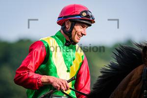 CADEDDU Michael: Horse Race Course Hoppegarten