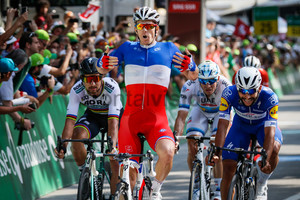 DEMARE Arnaud: Tour de Suisse 2018 - Stage 8