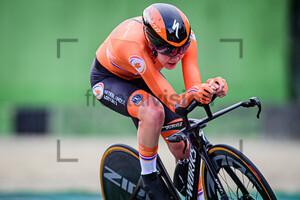 VAN DER BREGGEN Anna: UCI Road Cycling World Championships 2020